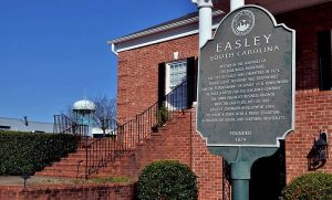 City of Easley, founded in 1874!